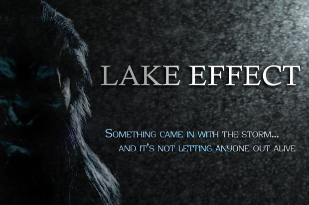lake effect art - First Details and Images from Sam Qualiana's Lake Effect