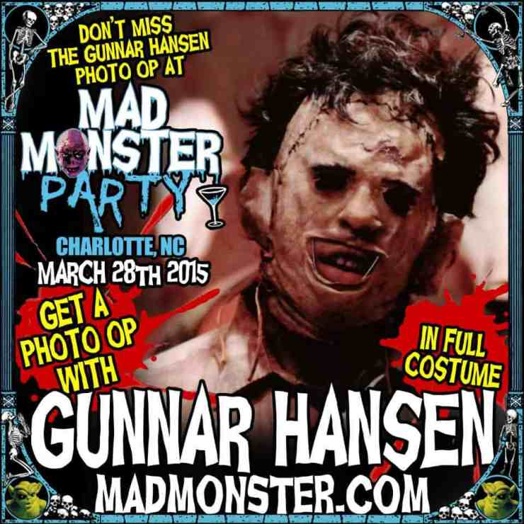 mad monster party gunnar - Mad Monster Party - A Special Message from Gunnar Hansen