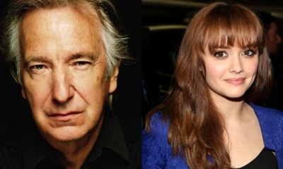 alanrickmanoliviacooke - Casting Firms Up for Gothic Mystery The Limehouse Golem