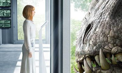 jurassicworld brycedallashowards - HBO to Give Fans a First Look at Jurassic World