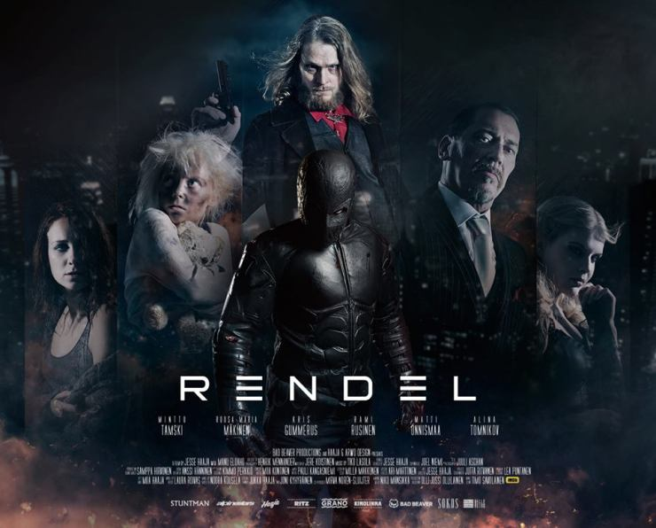 rendel - Rendel Is Here to Save the Day