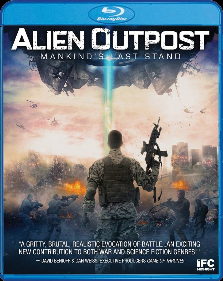 alien outpost blu ray - Scream Factory Bringing Home Dark Summer and Alien Outpost in July