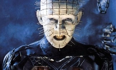 pinhead - Clive Barker's The Scarlet Gospels Spawns Collector's Merchandise; Pre-Order Today!