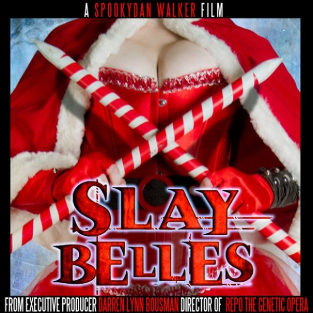slay - Christmas Horror Film Slay Belles Gets a Trailer and Fundraiser