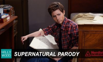 supernatural shakeitoff - The Hillywood Show Helps Supernatural Shake It Off