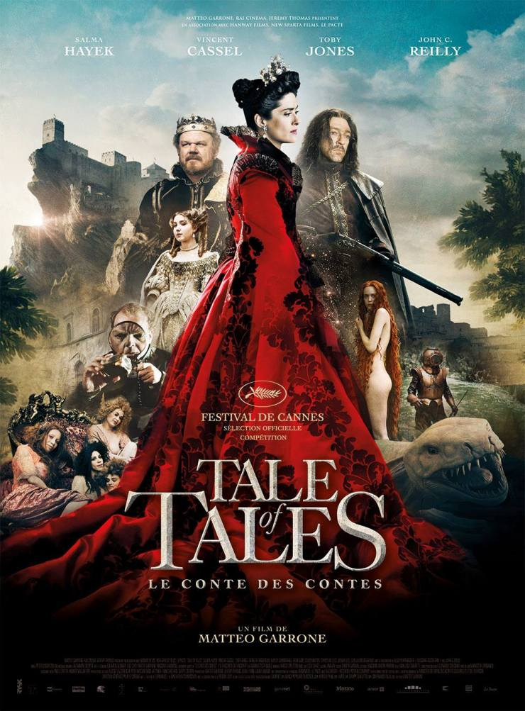 tale of tales poster - IFC to Tell a Tale of Tales