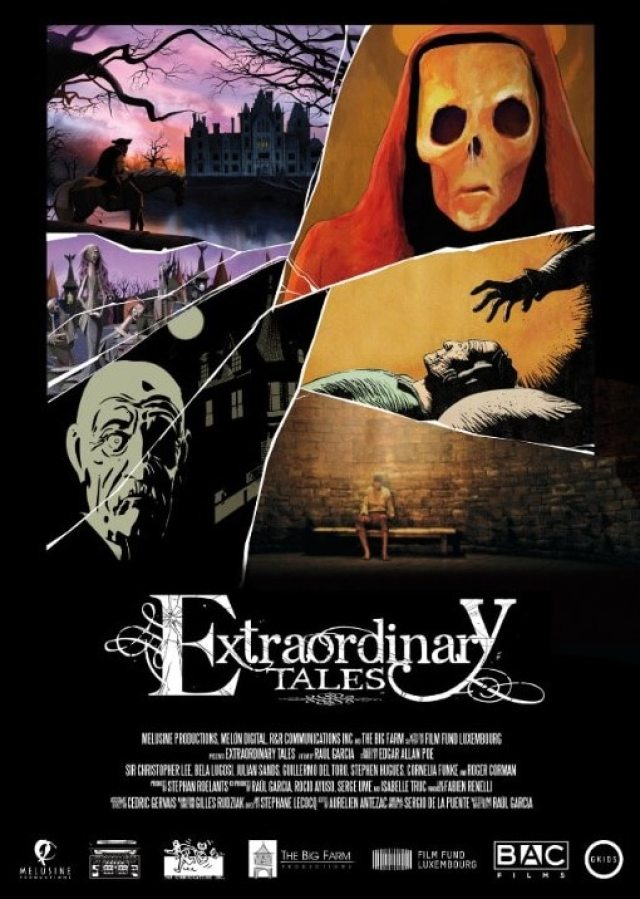 ext5 - Animated Film Extraordinary Tales Has Extraordinary Cast; Coming in October