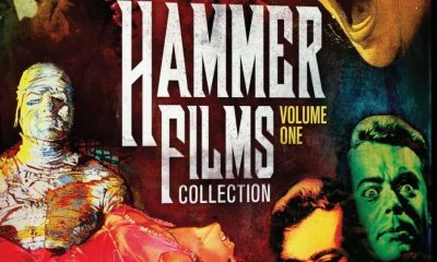 hammer films - Mill Creek Announces Two Upcoming Horror DVD Collections