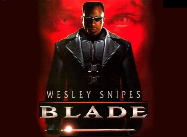wesleysnipes blade1 - Blade Will Return to the Big Screen