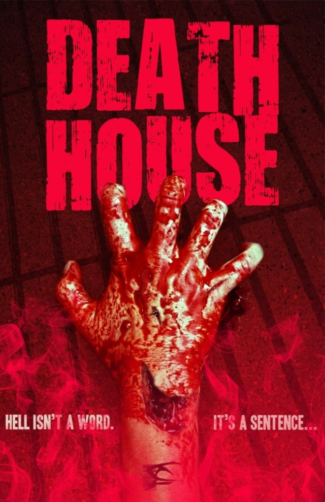 Death House 663x1024 - Exclusive: Poster Art Invites You to the Death House