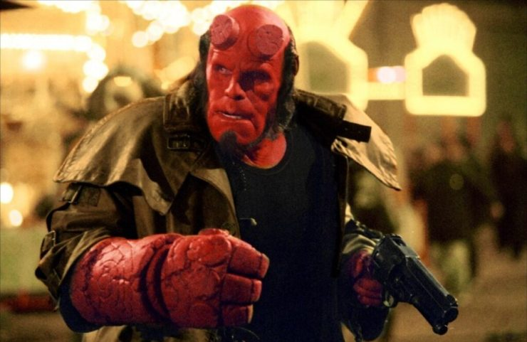 Hellboy still 1 1024x666 - Ron Perlman Comments on What Hellboy 3 Would've Been