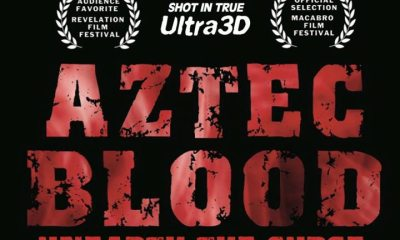 aztec blood 3Ds - Buffalo Dreams Expands to 8 Nights for Special 3D Premiere of Aztec Blood