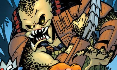 Archie vs. Predator TPB 1 - Archie vs. Predator Hardcover Coming Next Month