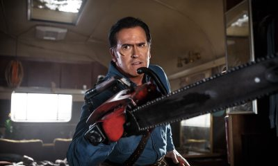 Bruce Campbell as Ash Episode 101 5 - The Evolution of Ash and The Evil Dead