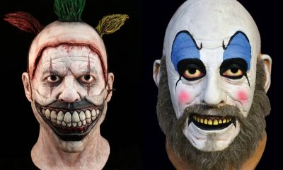 clowns - The 10 Coolest New Horror Movie Halloween Masks of 2015