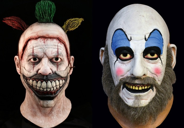 The 10 Coolest New Horror Movie Halloween Masks of 2015