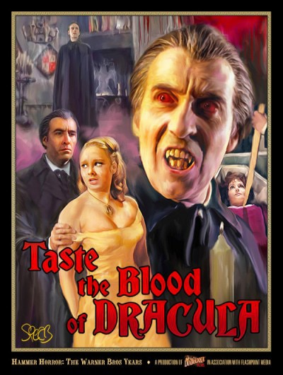 tastethebloodofdracula - Madeline Smith and John Carson Join Hammer Horror: The Warner Bros. Years Documentary