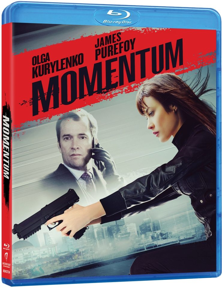 momentum - Win a #WOMENCRUSHWEDNESDAY Blu-ray Prize Pack of Momentum, Everly, The Drownsman, and More!