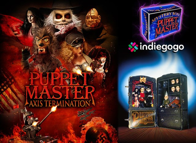 Full Moon Launches Indiegogo Campaign For Puppet Master