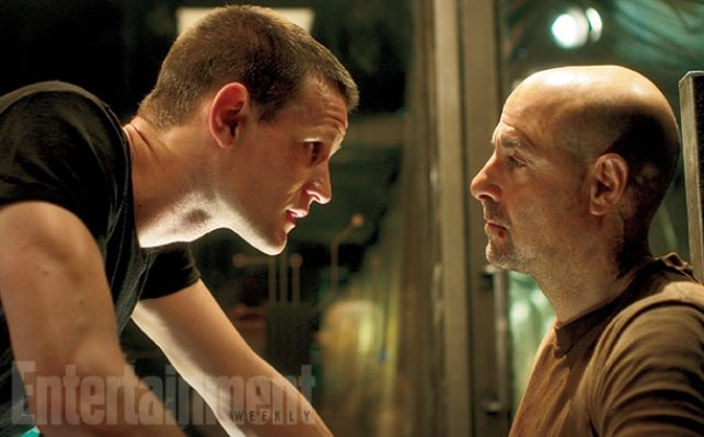 patient zero - First Image of Matt Smith and More in Patient Zero