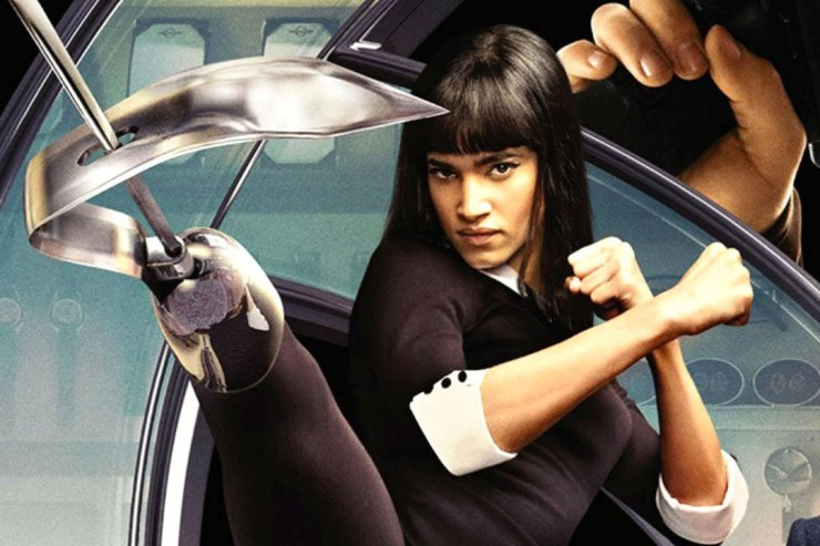 sofia boutella - Kingsman's Sofia Boutella Wrapped Up for The Mummy?