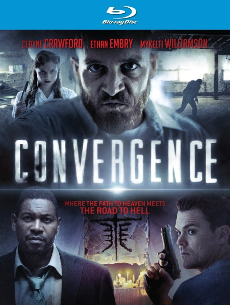 Convergence Blu ray - Convergence Begins With This Trailer
