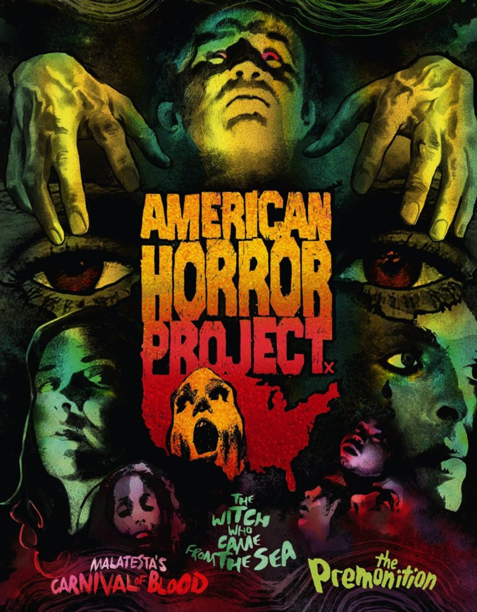 American Horror Project Volume 1