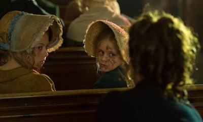 pride 6 - Pride and Prejudice and Zombies Interview with Douglas Booth and Matt Smith