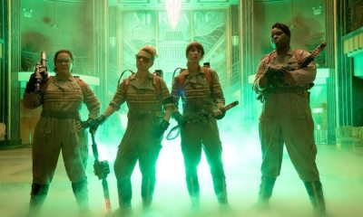 ghostbusters2016 - First Look at Ghostbusters' Ecto-2