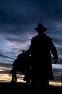 horse1 - Casting Firms Up for Chad Ferrin's Horror Western Horse