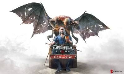 the witcher 3 blood and wine 1 - Final The Witcher III Expansion Blood and Wine Launching May 31st