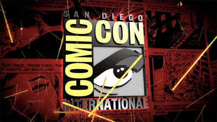 San Diego Comic Con SDCC - #SDCC16: The Horrors of Day 2 (July 22) - The Walking Dead/Fear the Walking Dead, Resident Evil, Salem, Bates Motel, Preacher, The Exorcist, Scream Queens, Indie Horror, and LOTS More!