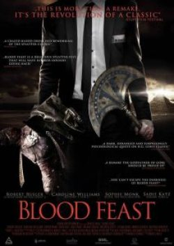 blood feast 2016 poster 213x300 - Blood Feast (2016)