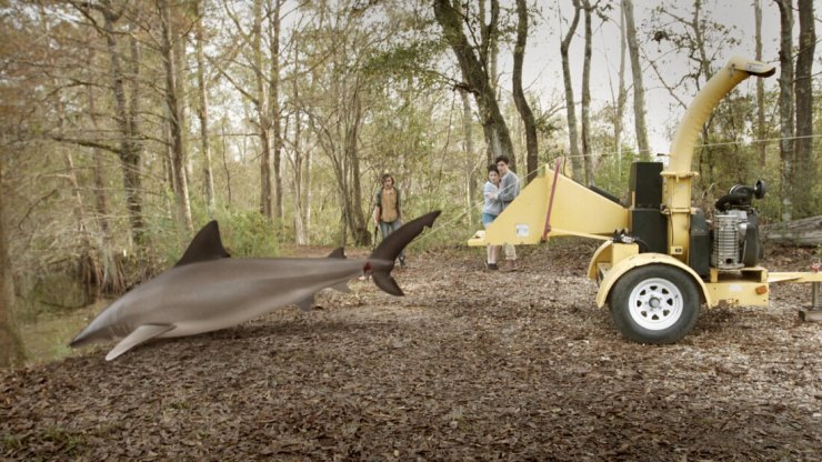ozark shark 1 - Take a Bite Out of Summer with Syfy's Ozark Shark