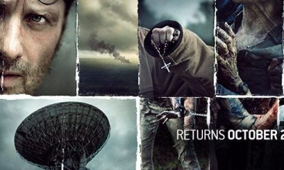 twd october2016 - Four The Walking Dead Cast Members Upped to Series Regulars