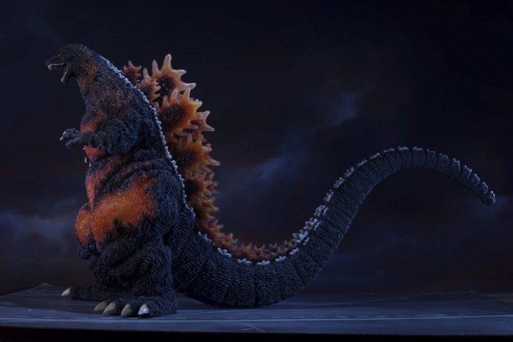 Godzilla1995 2 - #SDCC16: Giant-Sized Godzilla 1995 Collectible Coming to San Diego