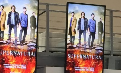 IMG 3071 - #SDCC16: WBTV Unveils New Artwork for Supernatural, Lucifer, The Vampire Diaries, The Originals, Riverdale, and More!
