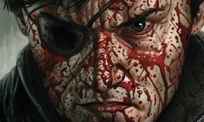 Slayer comic2 1 - #SDCC16: Metal Band Slayer's Repentless Comic Series Gets the Blood Flowing