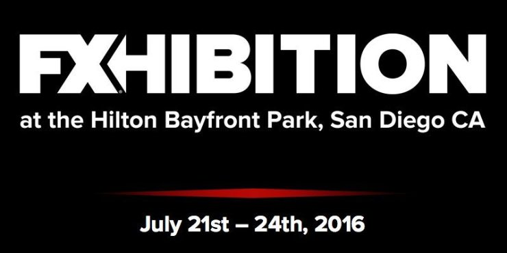 sdcc fxhibition - #SDCC16: FX Bringing American Horror Story VR Experience, 25' Tall The Strain Statue, and More!