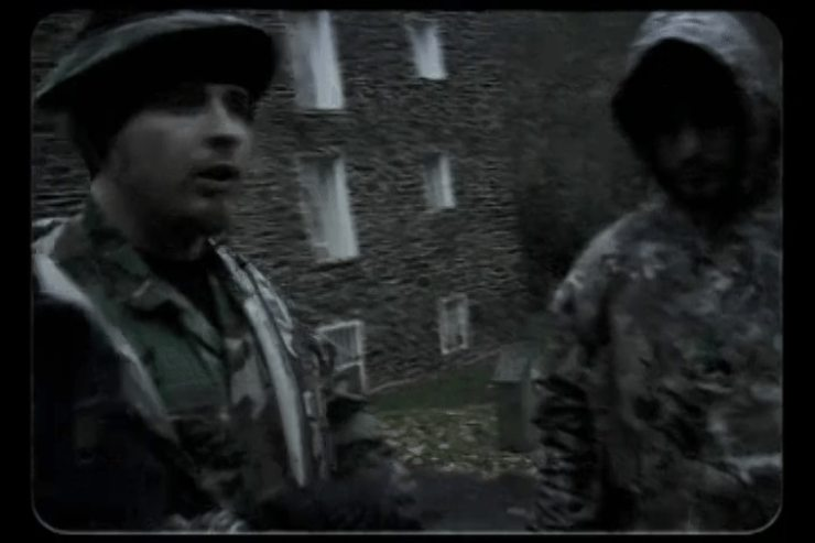 Black Rock Mill - The Making of The Blair Witch Project Part 4: Charge of the Twig Brigade