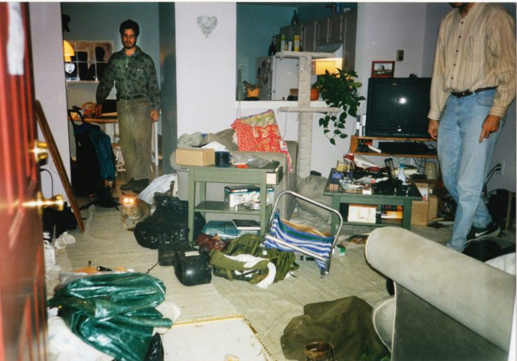 Production Office - The Making of The Blair Witch Project Part 4: Charge of the Twig Brigade