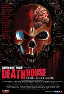 death house poster 204x300 - Death House AKA the Expendables of Horror Hits Netflix, VOD, and Redbox on 4/20