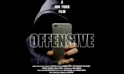 offensive - FrightFest 2016: Poster Art for Jon Ford's Solo Debut Is Very Offensive