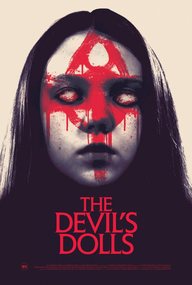 thedevilsdolls - Padraig Reynolds' Worry Dolls Renamed The Devil's Dolls; New Trailer, Artwork, and Exclusive Images