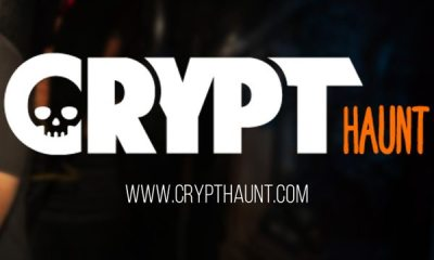CryptHaunt s - Crypt TV Partnering with HauntPay for a New Halloween Haunted House Locator