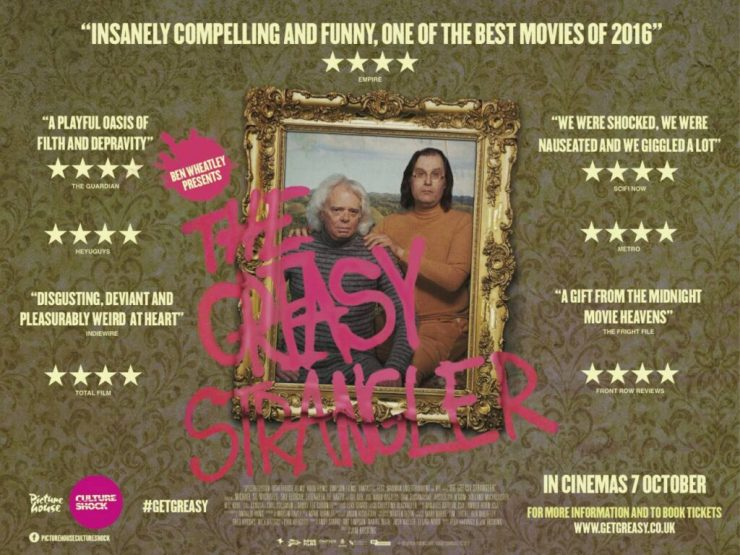 the greasy strangler uk poster 1024x769 - Who Goes There Podcast: Episode 83 - The Greasy Strangler with Dread Central's Jon Condit