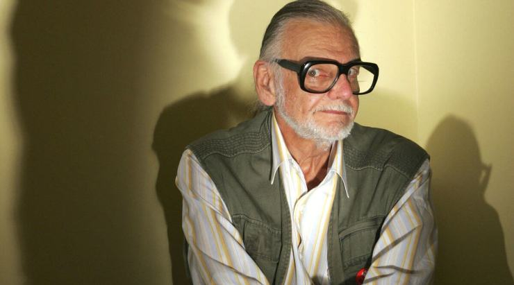 GeorgeARomero nfl documentary 1 - The Walking Dead Squeezes George A. Romero Out of the Zombie Genre