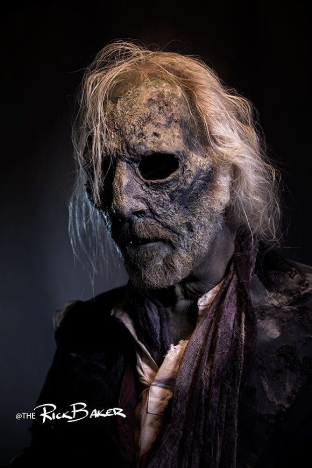 rick baker - So What Is Rick Baker Going as This Halloween?