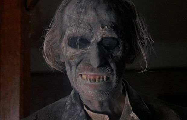 tales from the crypt peter cushing - So What Is Rick Baker Going as This Halloween?