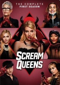Scream Queens The Complete First Season 212x300 - DVD and Blu-ray Releases: December 6, 2016